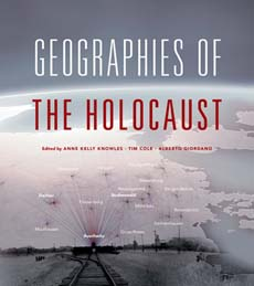 Geographies of the Holocaust Book