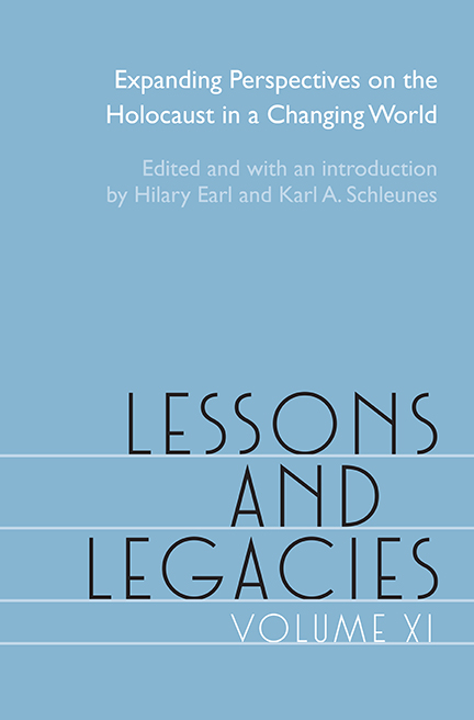 Lessons and Legacies XI